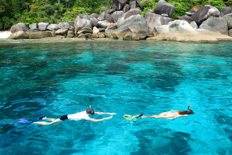 7.Awesome Similan Islands