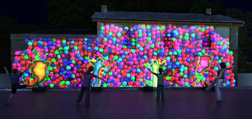BALLpit - Artist impression by PropMill