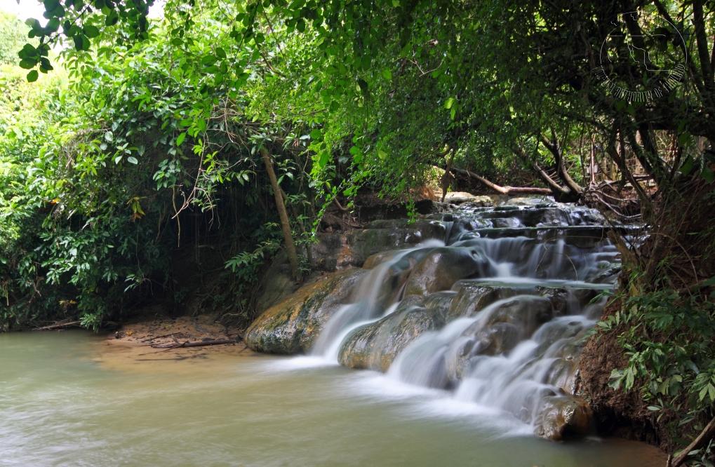 Hot Spring Waterfall 2