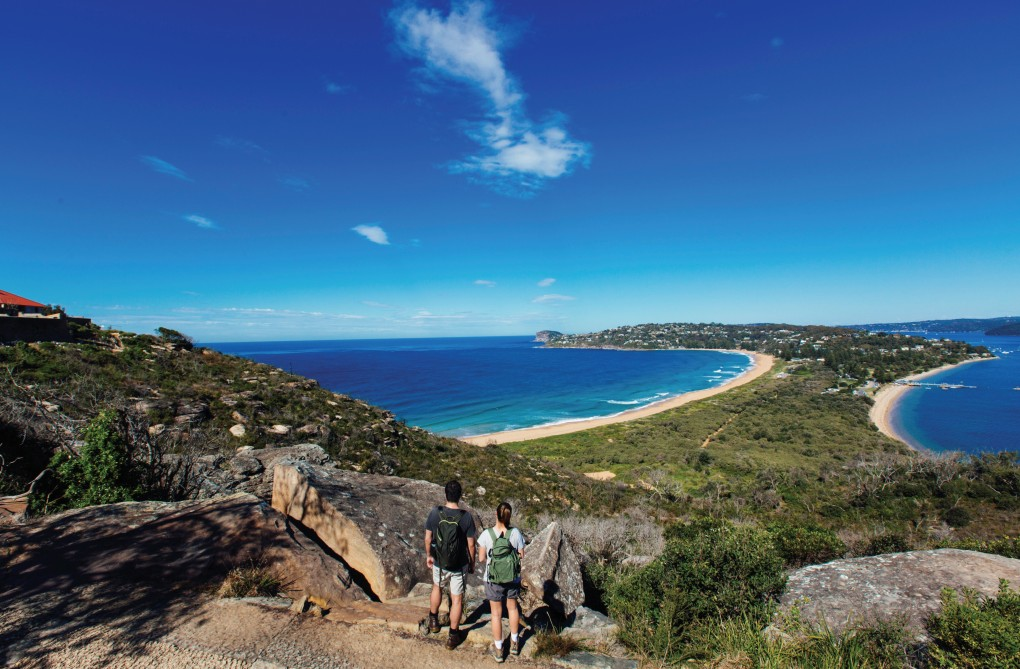 Barrenjoey Lighthouse Walk, Palm Beach