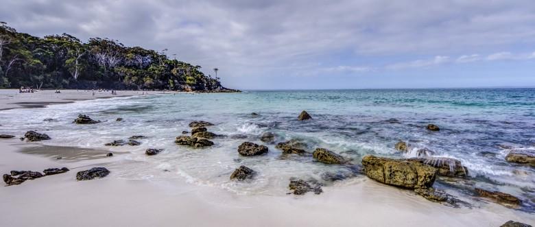 Greenfield Beach, Jervis Bay, South Coast