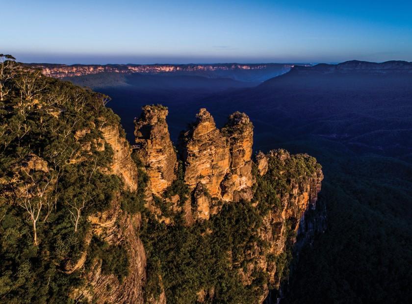 The Three Sisters, Katoomba