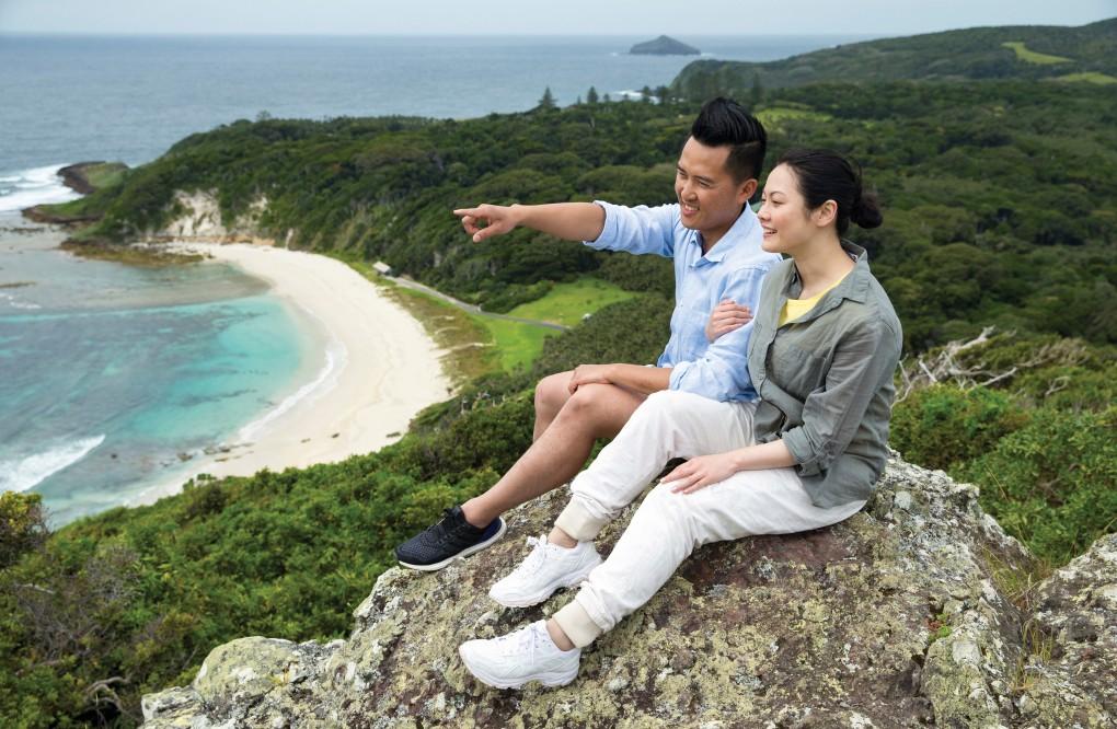 Malabar Hill, Lord Howe Island